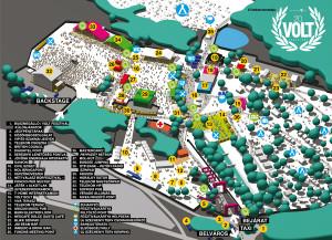 VOLT térkép 2012