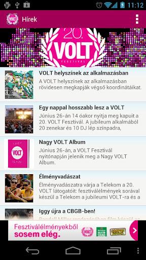 VOLT 2012 application