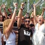 A nyár legszexibb világrekordja számokban és képekben