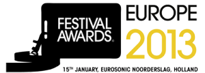 European Festival Awards 2013