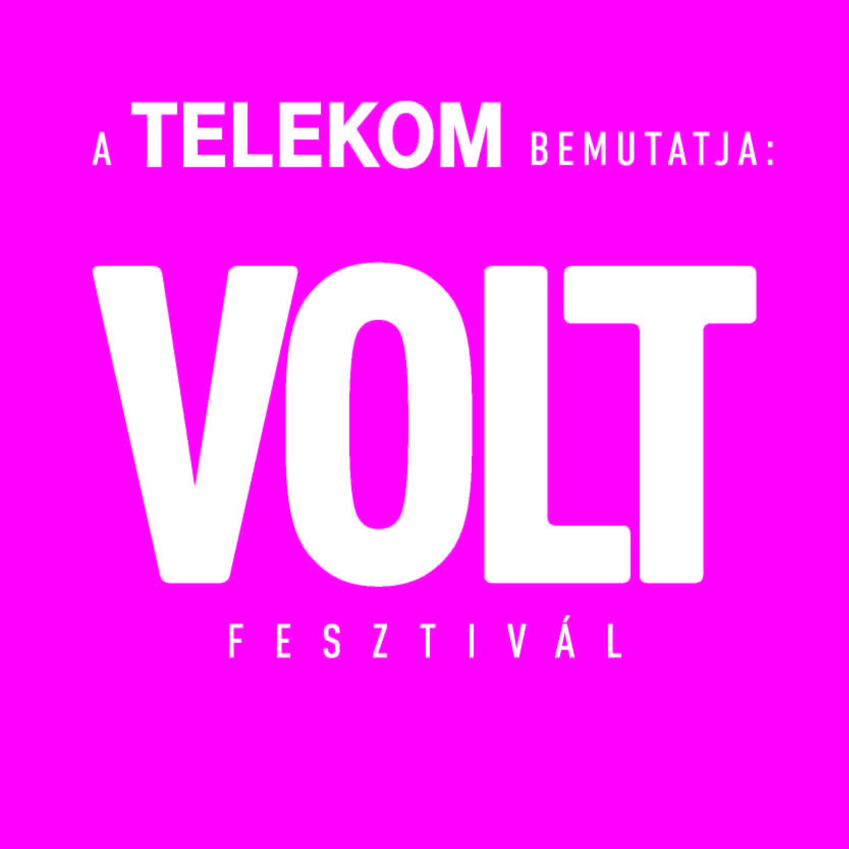 Újabb nevek a VOLT Fesztivál kínálatában   Fesztivál-idő