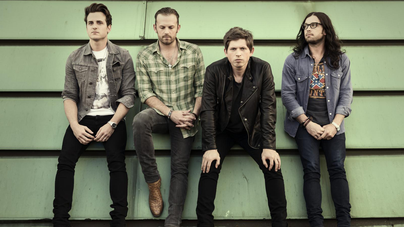Kings of Leon Photo: Hollywood Reporter