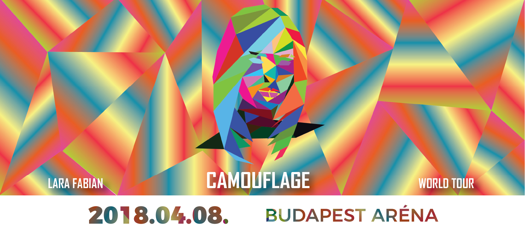 Microsoft Word - PRESS RELEASE - CAMOUFLAGE WORLD TOUR.docx