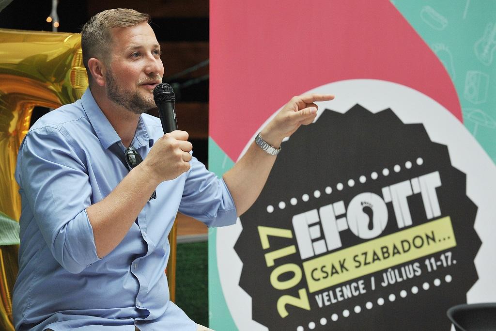 efott_2017_Maszlaver Gabor_az EFOTT fesztivl igazgatoja