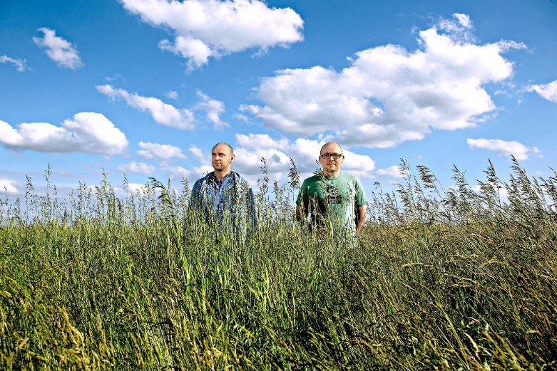 Henrik Schwarz & Bugge Wesseltoft akvarium